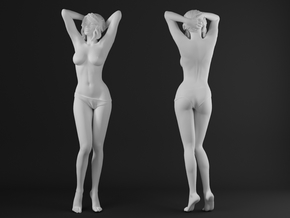 Panties girl 002 scale 1/32 Passed in Frosted Ultra Detail