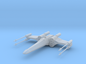 Xwing in Frosted Ultra Detail