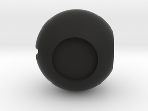 Dc3,C47 Throttle Knob in Black Strong & Flexible