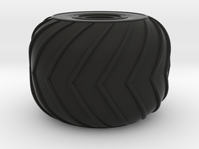 Amphicat wheels right 1/72nd scale - Need 3 of the in Black Strong & Flexible