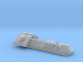 Rebel Shuttle ( X-Wing Inspired ) in Frosted Ultra Detail