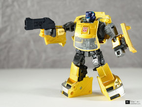 Transformers CHUG pistol (single) in Black Strong & Flexible