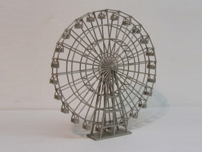 Ferris Wheel - 24seat - Zscale in Frosted Ultra Detail