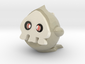 Duskull in Coated Full Color Sandstone
