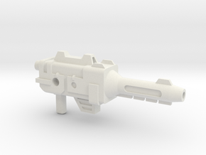 SZT003C Long Haul's Blaster in White Strong & Flexible