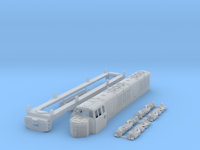 N Scale ML4000 Hood unit in Frosted Extreme Detail