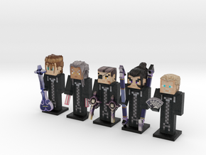 Organization XIII- KH2 5-pack in Full Color Sandstone