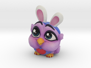 Olive the Owl in Full Color Sandstone