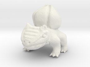 Bulbasaur in White Strong & Flexible