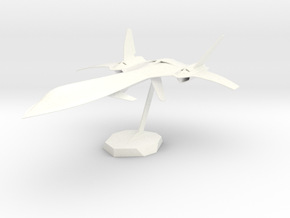 Xjet in White Strong & Flexible Polished