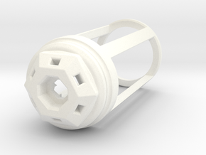 Blade Plug - Kyber in White Strong & Flexible Polished