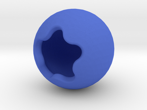 Blueberry in Blue Strong & Flexible Polished