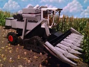 1/64 Combine Track Set in White Strong & Flexible