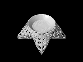 Spa Bowl in White Strong & Flexible