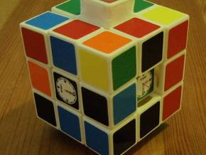 4D-Time Cube Full set in White Strong & Flexible