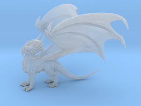 Dragon in Frosted Ultra Detail