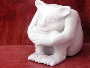 Gargoyle - Dedo 5cm in White Strong & Flexible