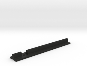 T-Track ESB & TFA screen-accurate in Black Strong & Flexible