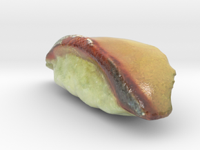 The Sushi of Hamachi in Coated Full Color Sandstone