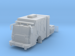 1/87 USAR or HAZMAT Tractor in Frosted Ultra Detail