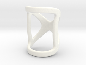 Infinity Ring Splint Size (US) 1.5 - 2.5 Length 21 in White Strong & Flexible Polished