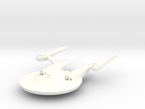 Roosevelt Class in White Strong & Flexible Polished