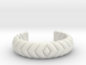 V CUFF 2016 EXTRA EXTRA SMALL in White Strong & Flexible