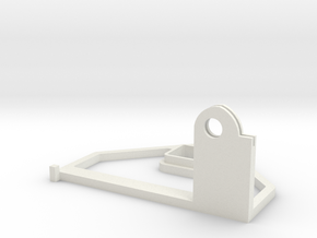 Phone Shelf 1 of 2 in White Strong & Flexible
