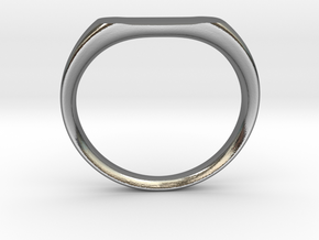 Ring - Personalized Occasion in Polished Silver