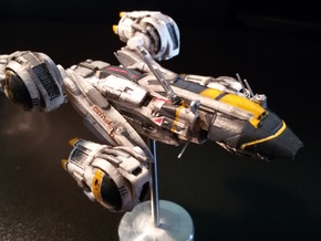 U.S.C.S.S. Prometheus in Frosted Ultra Detail
