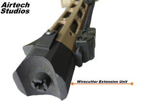 AM-013 Wirecutter Unit - Honey Badger  in Black Strong & Flexible