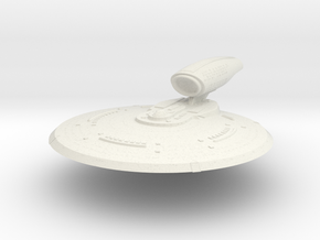State Class Destroyer in White Strong & Flexible