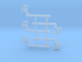 HO Scale GRS B Semaphore Square in Frosted Extreme Detail