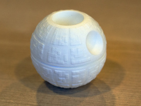 Rollinz DeathStar in White Strong & Flexible Polished
