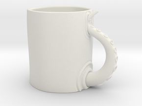 Oct Mug in White Strong & Flexible