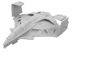 144_AOU_Quinjet [x1] in White Strong & Flexible