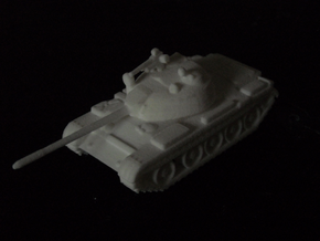 MG144-R03 T-55 in White Strong & Flexible