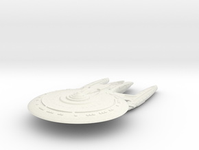 Windfire Class Cruiser in White Strong & Flexible