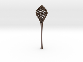 Wand 1 in Polished Bronze Steel