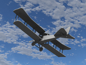 1/144 Albatros B.I (Mercedes D.I) in White Strong & Flexible