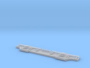 Chassis for locomotives Tu 3 in Frosted Ultra Detail