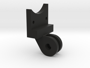 Backbone to gopro mount Adapter in Black Strong & Flexible