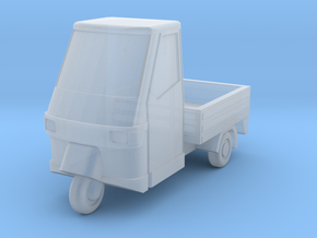 Ape 50 Pritsche/flat bed (TT-Scale, 1:120) in Frosted Ultra Detail