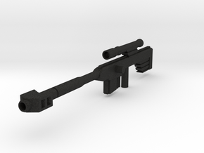 Swoop( Fanspoject Volar) Sniper Plasma Rifle or S. in Black Acrylic