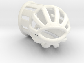 L110-A01M in White Strong & Flexible Polished