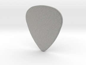 Basic 2mm Plectrum in Metallic Plastic