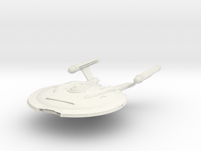 NX Class Refit in White Strong & Flexible