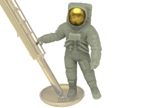 Neil Armstrong (small step) 1:6 in White Strong & Flexible