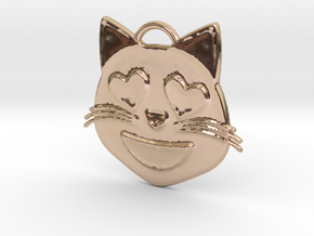 Purlove Pendant in 14k Rose Gold Plated