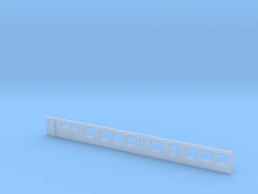 Pan Am Railways ST100 Engineer Side (HO Scale)  in Frosted Ultra Detail